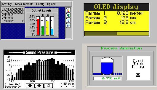 LCD Development tools
